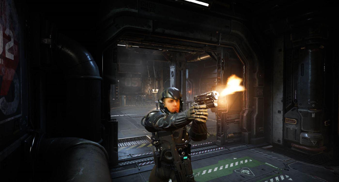 Star Citizen wird zum Ego-Shooter – Gameplay zu Star Marine