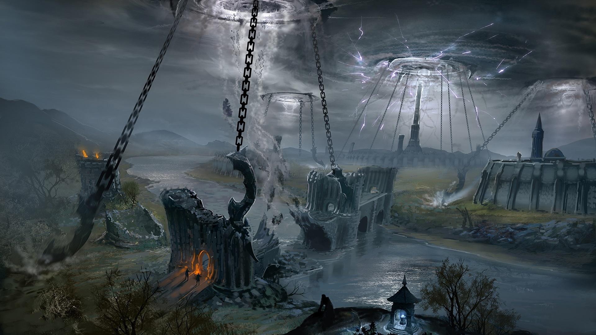 The Elder Scrolls Online: Wie schwer wird die Kaiserstadt?
