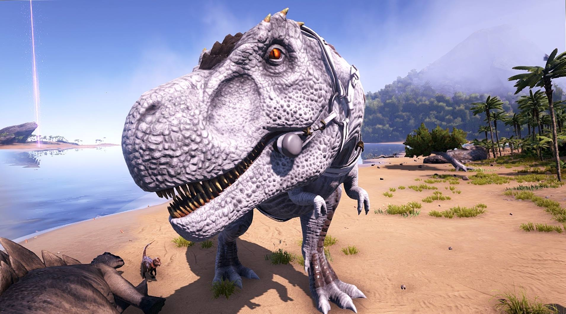 Ark Survival Evolved: Dino MMO mag Modder und die Hunger Games