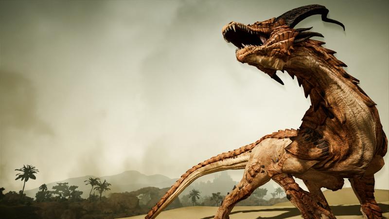 Black Desert: Der Schulhofschwarm unter den Asia-MMORPGs bekommt einen Sanddrachen