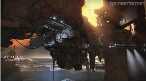 Destiny: Vertigo – Schaut Euch den vielleicht coolsten neuen Ort an, der morgen öffnet