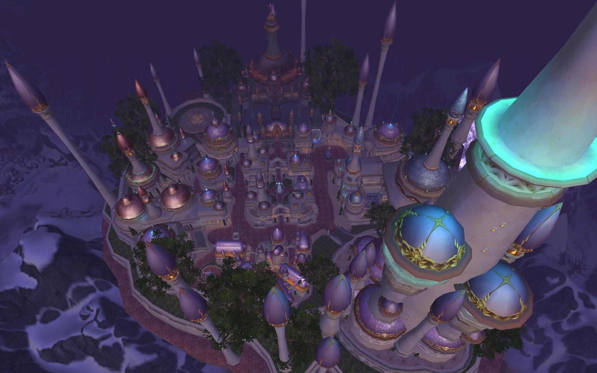 World of Warcraft: Legion – Dalaran wieder als Hauptstadt