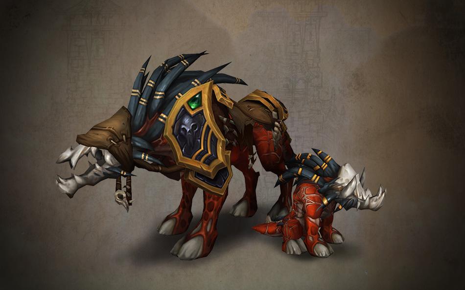 World of Warcraft: Legion – Das Collector's Edition Mount in Aktion!
