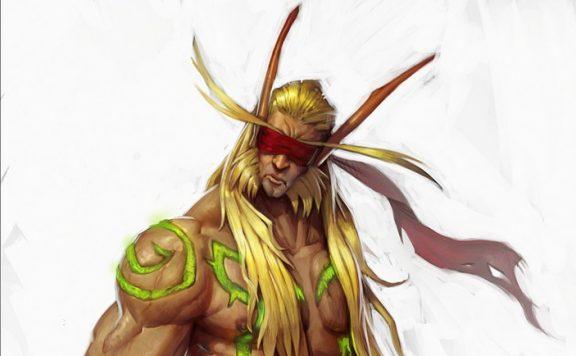 WoW Demon Hunter Bloodelf male