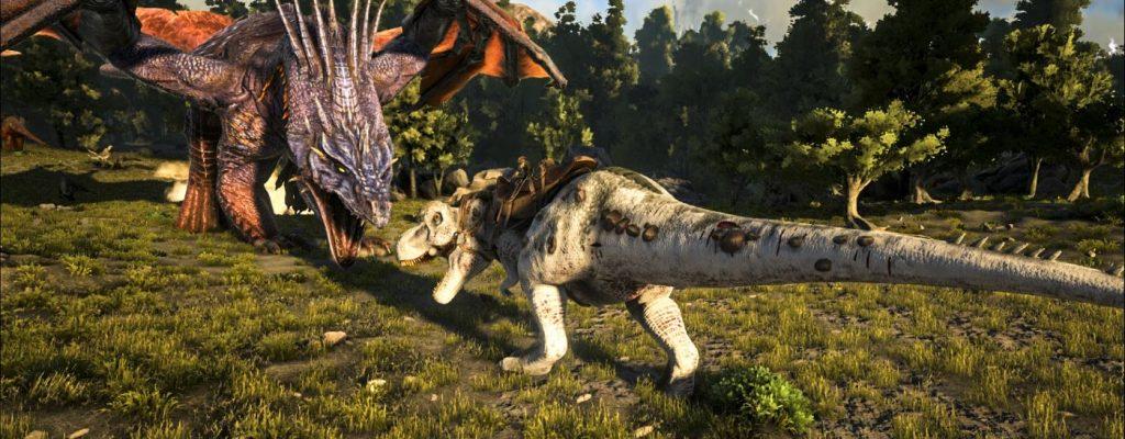 Ark: Survival Evolved hat jetzt hübschere Dinos