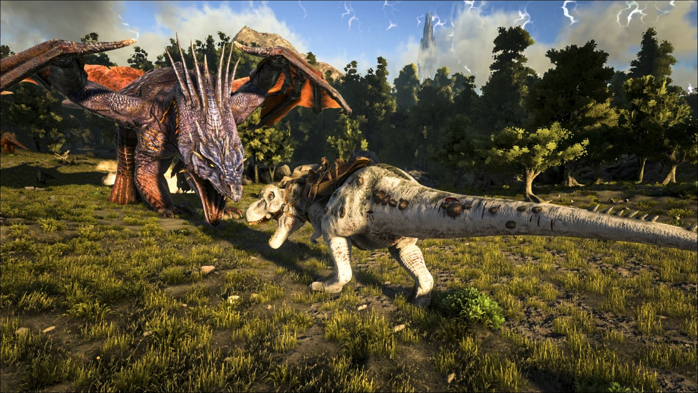 ARK: Survival Evolved – Mega-Update angeteasert