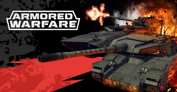 Armored Warfare: Neues Panzer-MMO gerade kostenlos spielbar im Stress-Test