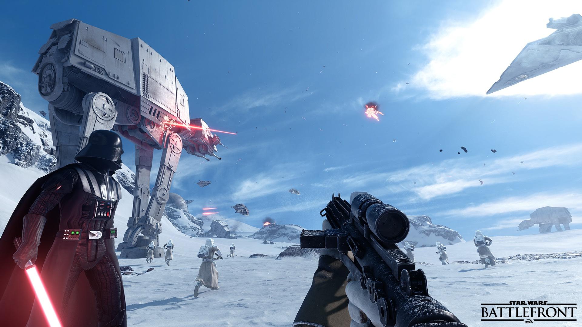 Star Wars Battlefront: Beta startet nächsten Monat