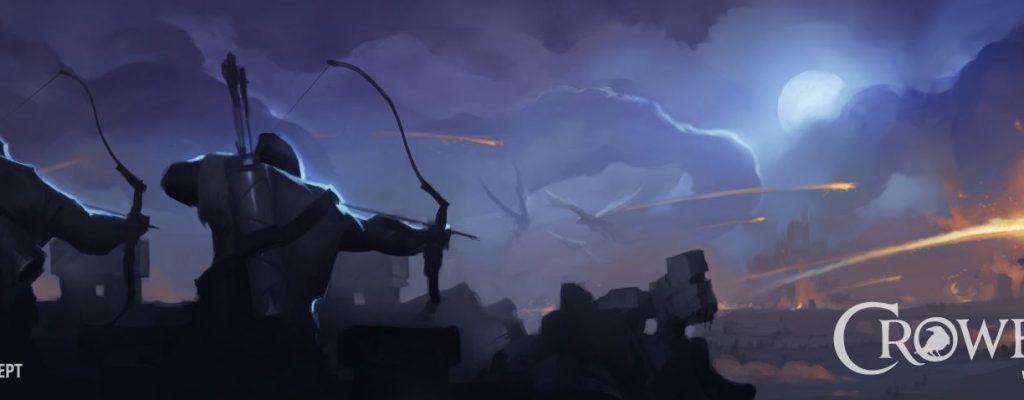Crowfall: Das untypische MMORPG überschreitet 3 Millionen Marke beim Crowdfunding