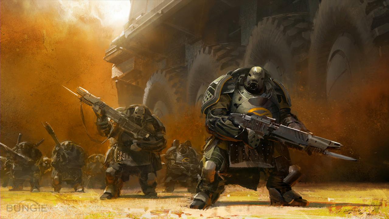 Destiny: Was symbolisieren die vier feindlichen Rassen? Fan-Theorien zum Schmunzeln und Staunen