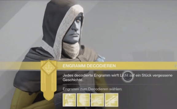 Destiny-Kryptarch-Engramm