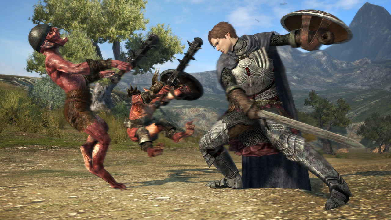 Dragon's Dogma Online erobert Japan auf PC, PS3, PS4