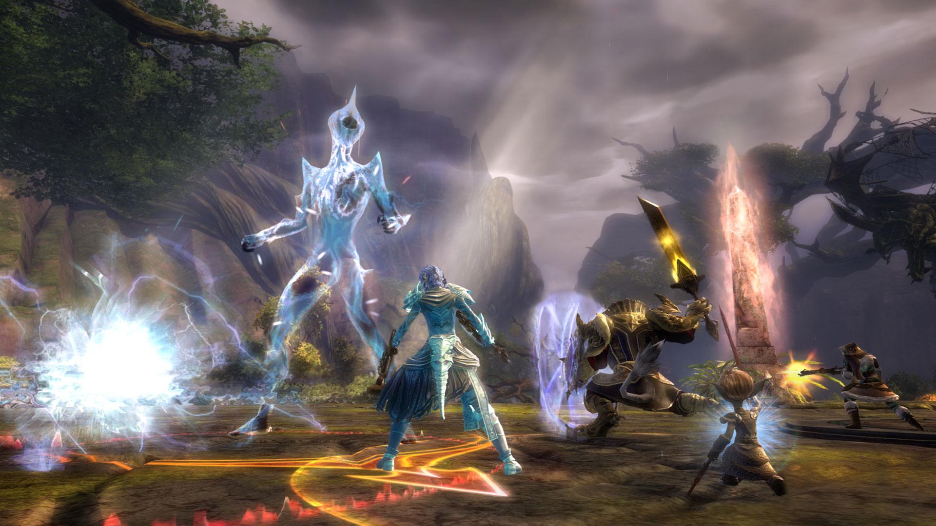 Guild Wars 2: So sollen die Raids aussehen!