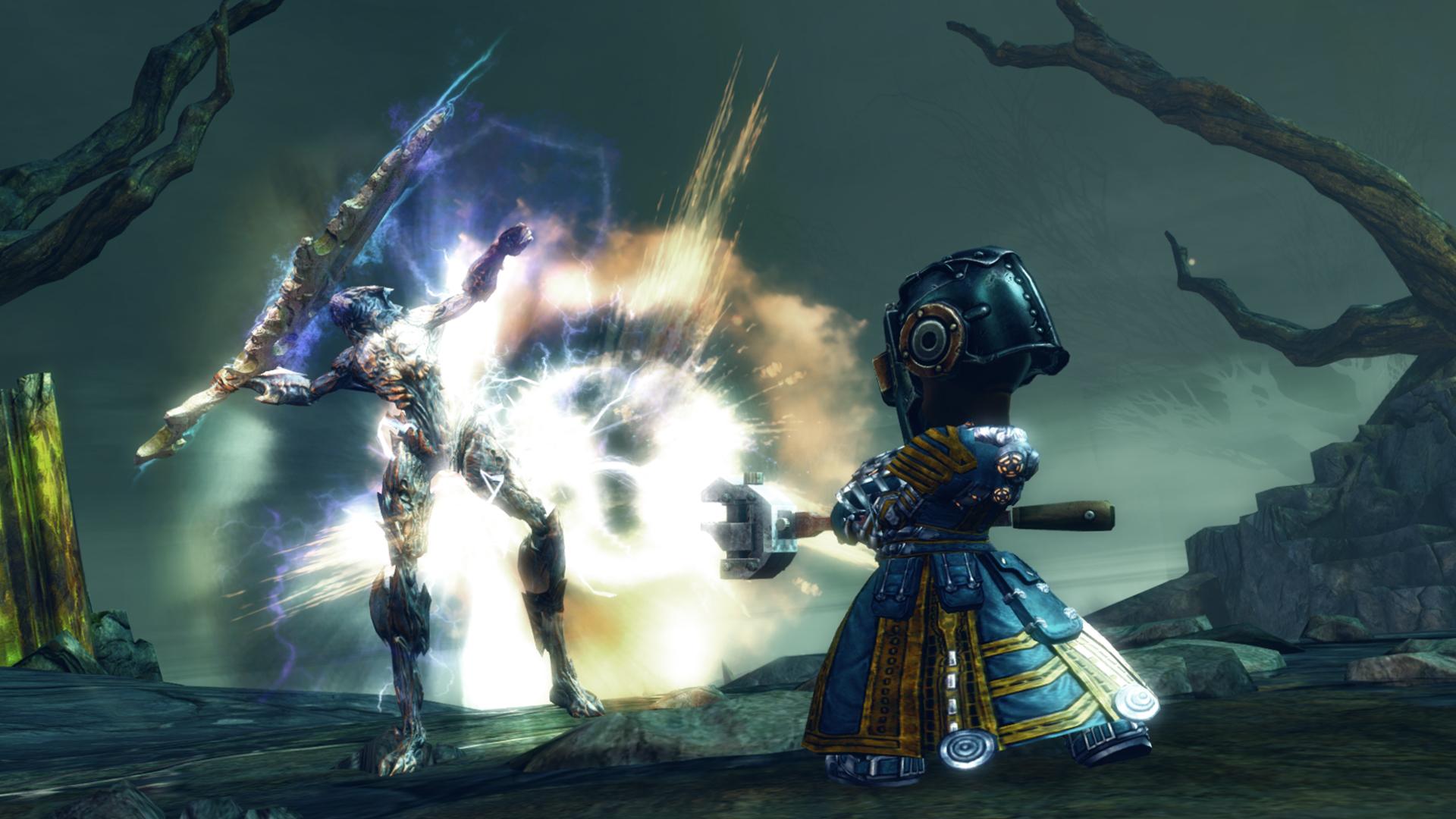 Guild Wars 2: Elite-Spezialisierung des Ingenieurs – der Scrapper packt den Hammer aus!