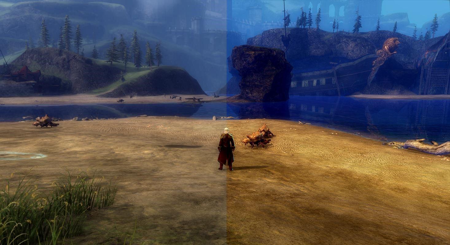Guild Wars 2 Shader