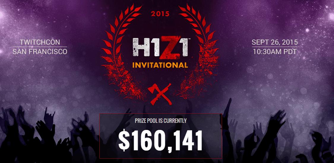 H1Z1: Preis-Pool für Twitch-Event und Enttäuschung der Spieler wachsen