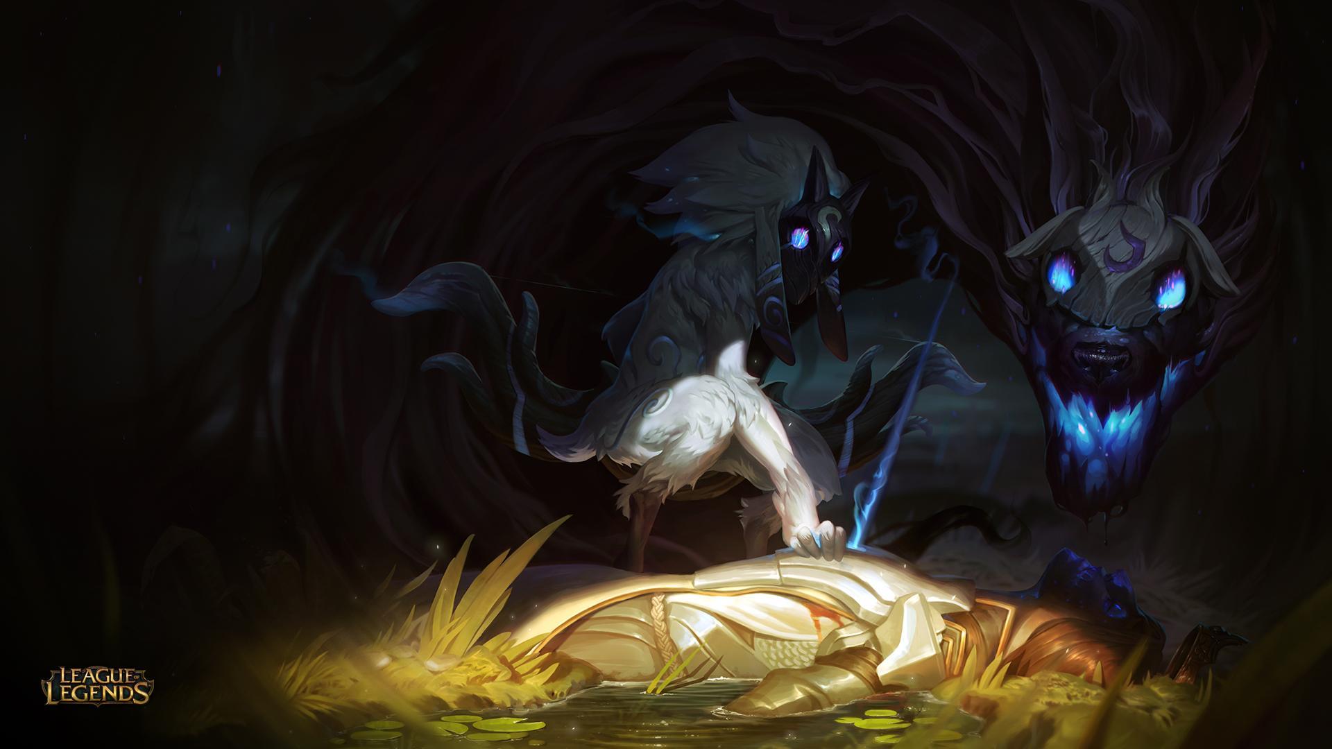League of Legends: Neuer Champ Kindred ist bluffender Jungler