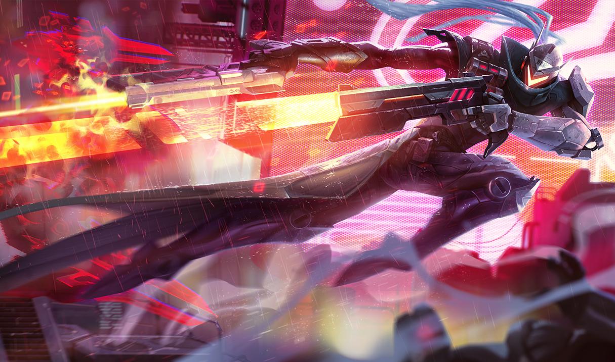 League of Legends: Die neuen Project-Skins sehen fantastisch aus