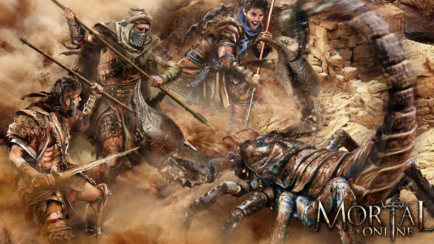 Hardcore-MMORPG Mortal Online jetzt über Steam spielbar
