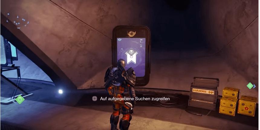 Destiny: Sammlungen als Setzkasten – so funktioniert der neue Turm