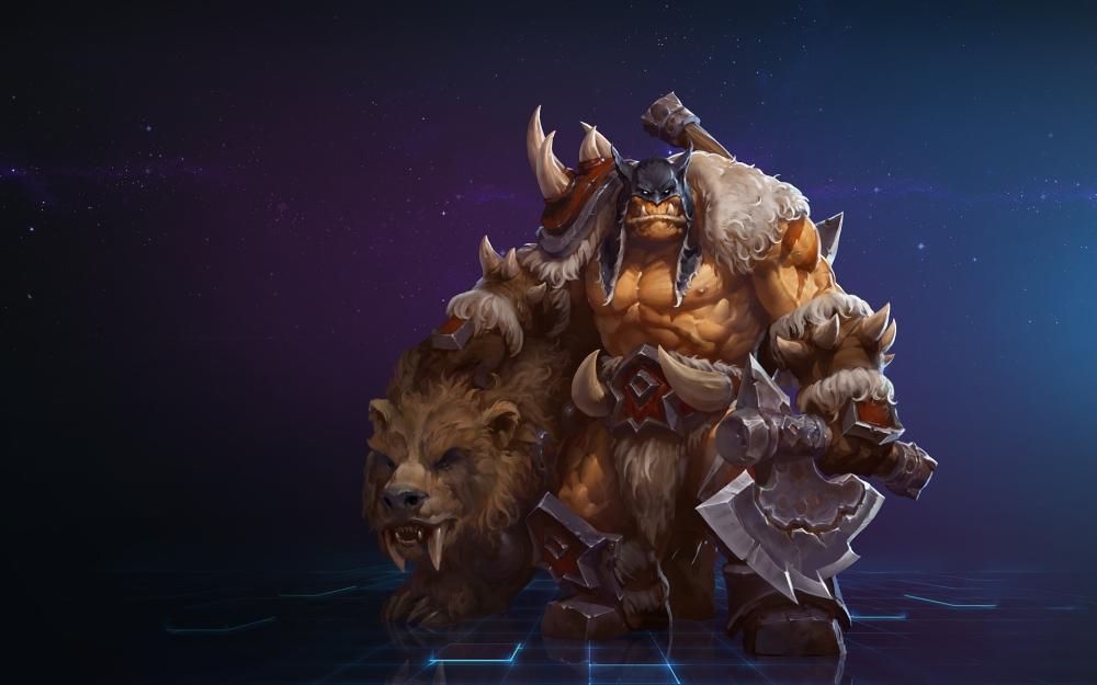 Heroes of the Storm: Darum steht Rexxar alle Beute zu!