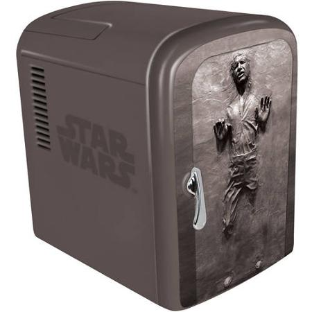Star Wars Battlefront: Han Solo als Kühlschrankmodel