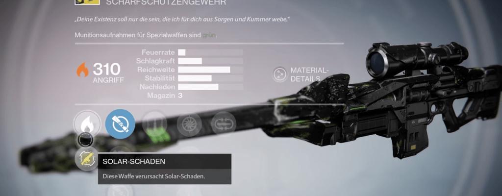 Destiny: Schwarze Spindel hat mehr Geheimnisse als gedacht