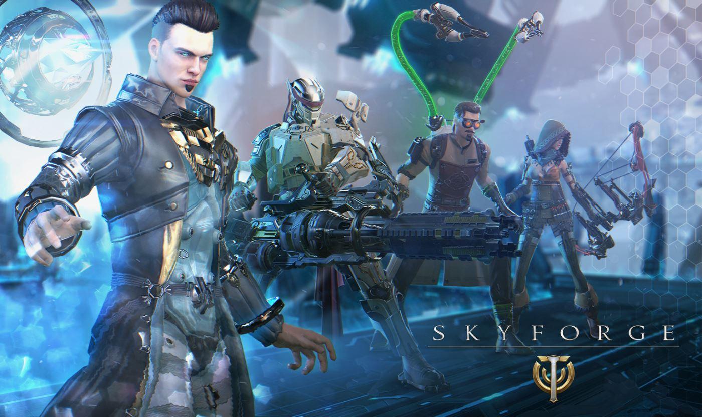 Skyforge schafft das Clan-System ab, lockt neue Spieler