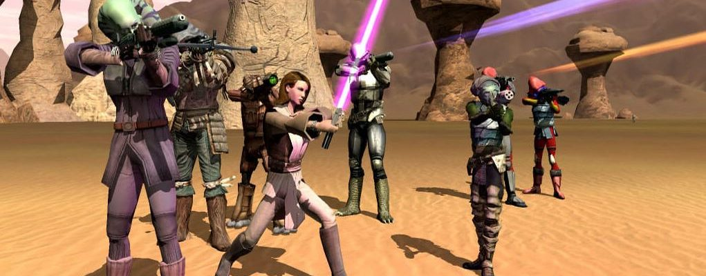 Museum will tote MMORPGs wie WildStar, Star Wars Galaxies zurück bringen