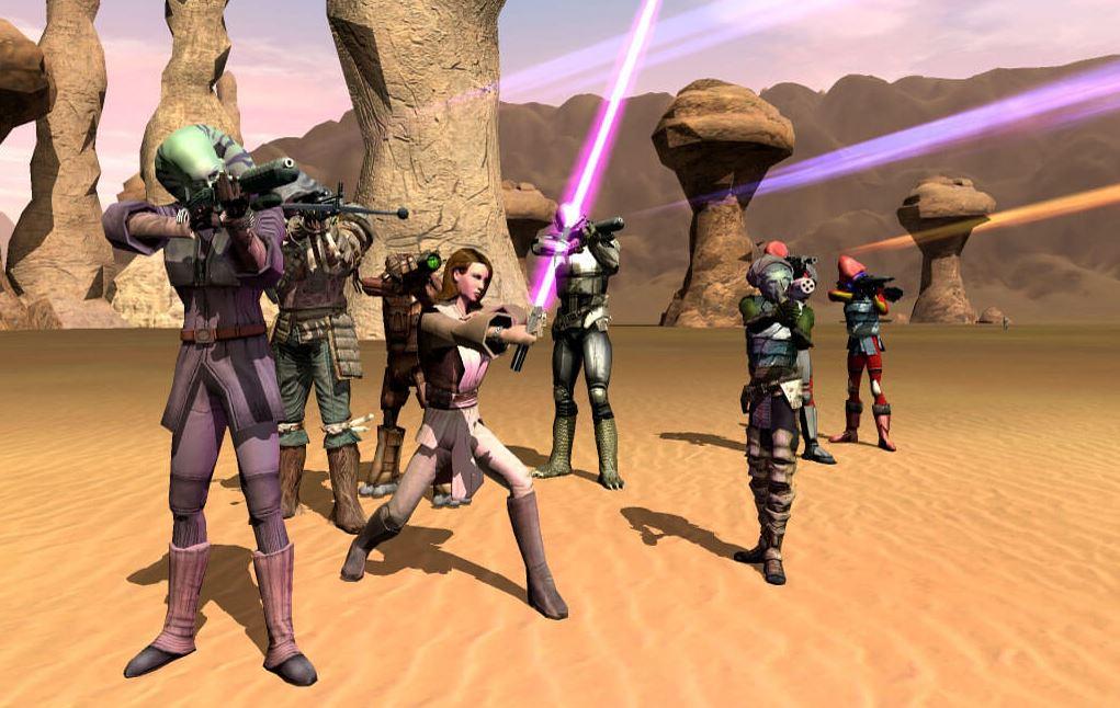 Smedley lobt Emulatoren für Star Wars Galaxies und Everquest