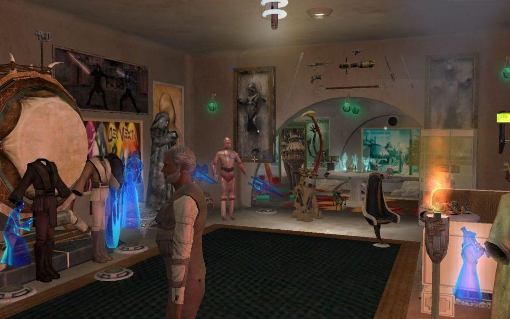 Star Wars Galaxies Housing