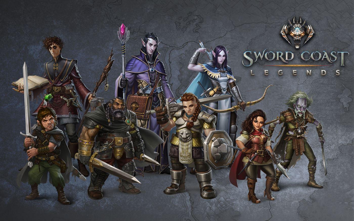 Sword Coast Legends zum zweiten Mal verschoben