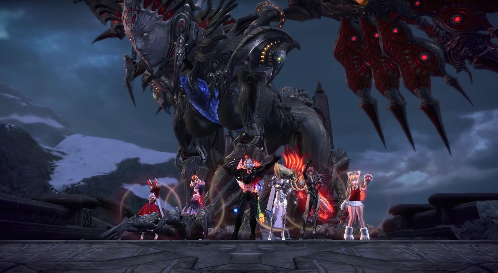 TERA: Ende des Speedrun-Turniers bringt Gratis-Geschenke für alle Spieler!