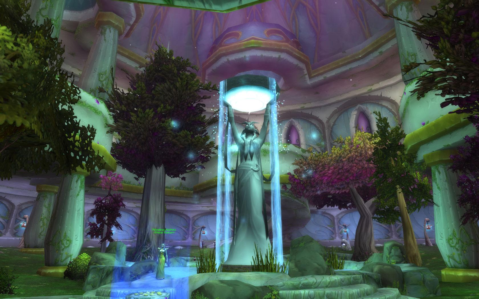 Meine 7 schönsten Orte in World of Warcraft