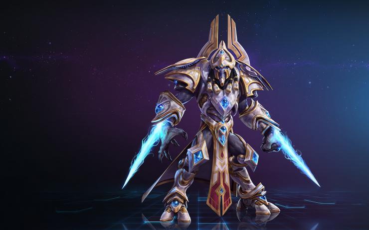 Heroes of the Storm: Artanis ab jetzt für Vorbesteller verfügbar!