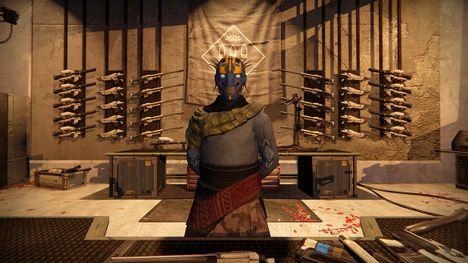 Destiny: Das ist der Waffentag bei Banshee-44 am 14.10.