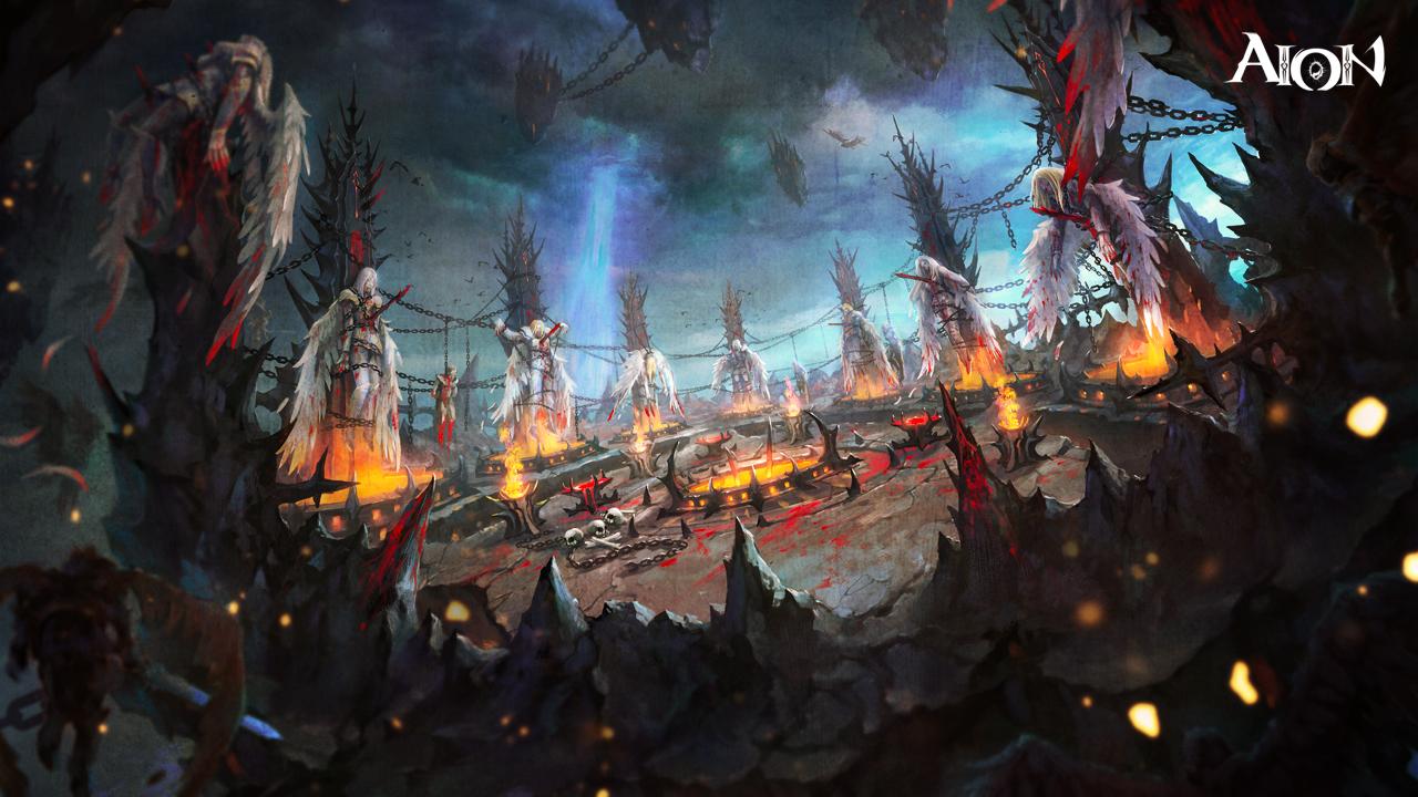 AION im Anspiel-Test: Lohnt sich das F2P-MMORPG im Jahre 2017?