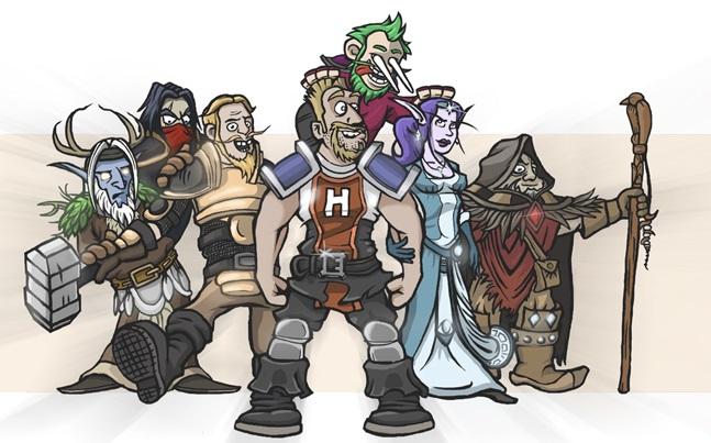 World of Warcraft: Deutsches Kulthörspiel Allimania feiert heute großes Finale