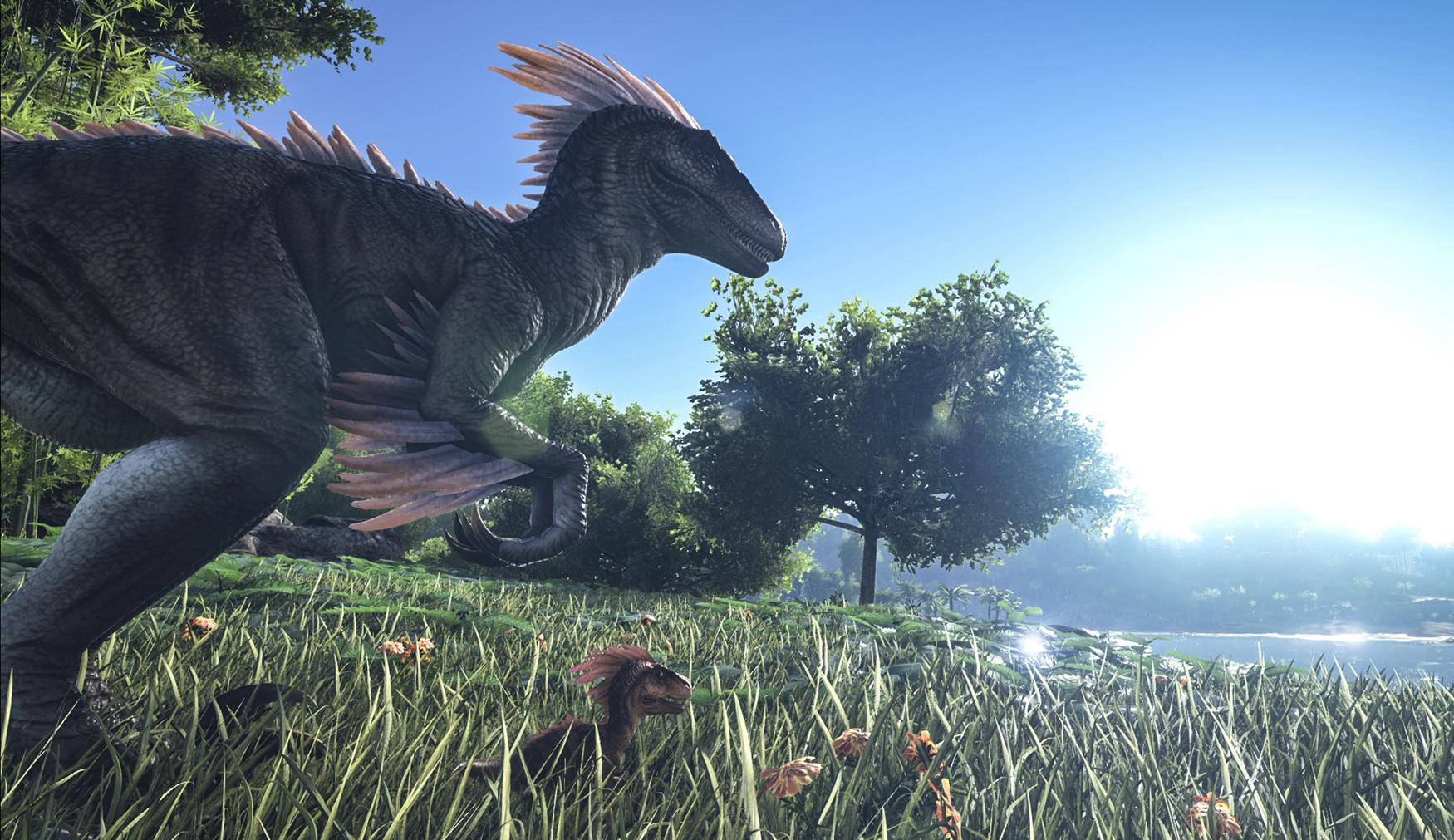 ARK: Survival Evolved mit Top-Verkaufszahlen auf der Xbox One
