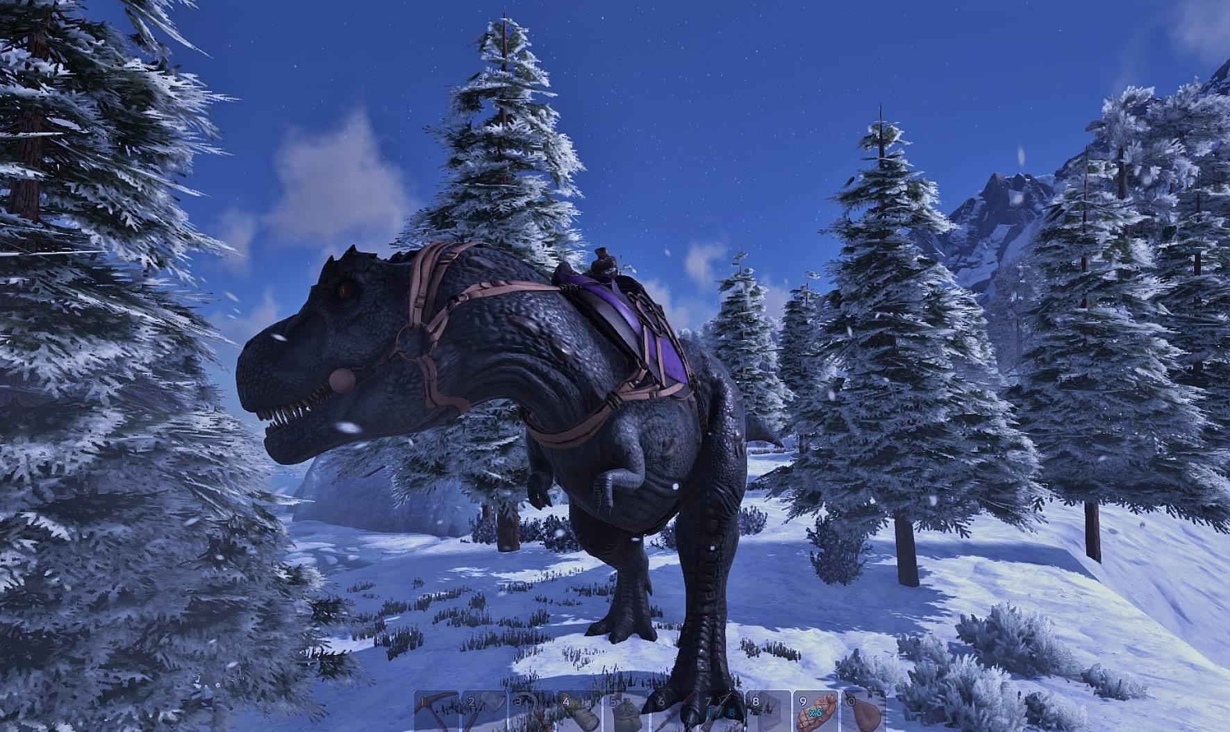 """Ark auf Xbox One: """"Sieht gut aus, läuft gut"""" – 70 Leute passen auf einen Server"""
