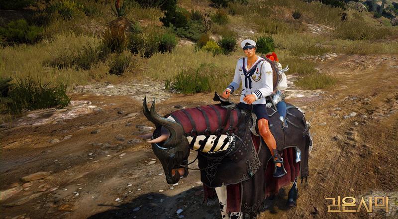 Black Desert: Pferde für die Zweisamkeit