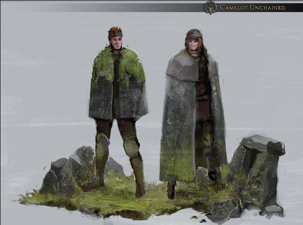 Camelot Unchained Tarnung Camouflage-System 2