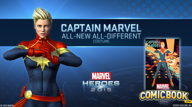 Marvel Heroes 2015: Alles neu, alles anders – beginnt mit einer Beförderung