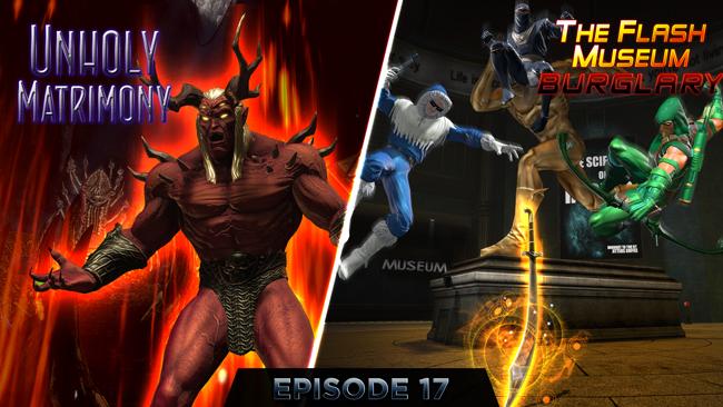 DC Universe Online: Episode 17 sieht eine Menge Flash und neue 8-Spieler-Operation
