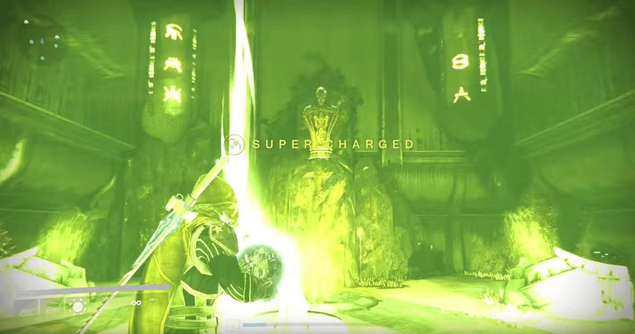 Destiny: Geheimer Raum im Raid gefunden