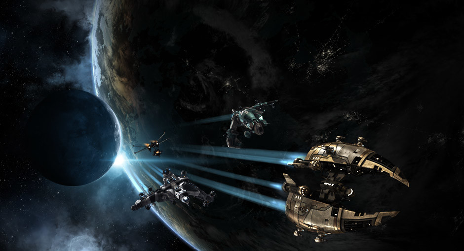 EVE Online: Ab jetzt Free2Play!