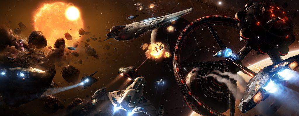 Elite Dangerous: Aliens greifen an – Dabei wollten Spieler den Frieden