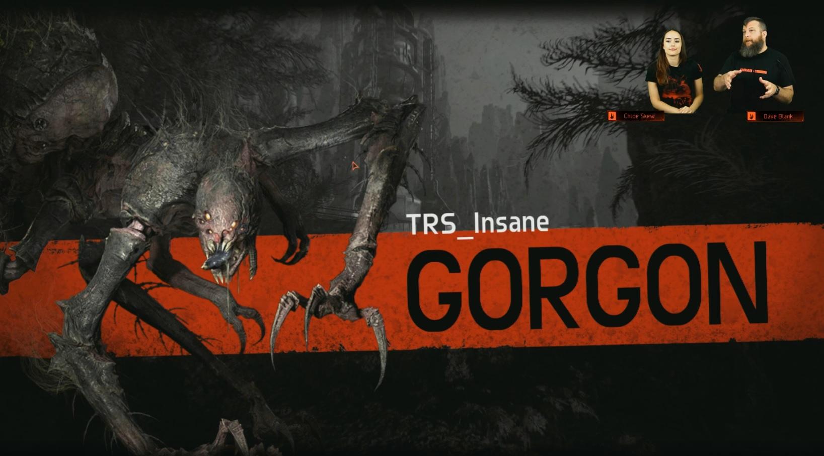 Evolve: Gorgon – Fähigkeiten und Release-Datum des neuen Monsters