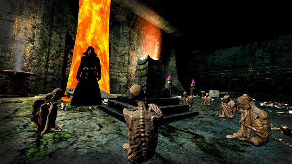Age of Conan: Auch Barbaren feiern Halloween – und raiden Paläste!