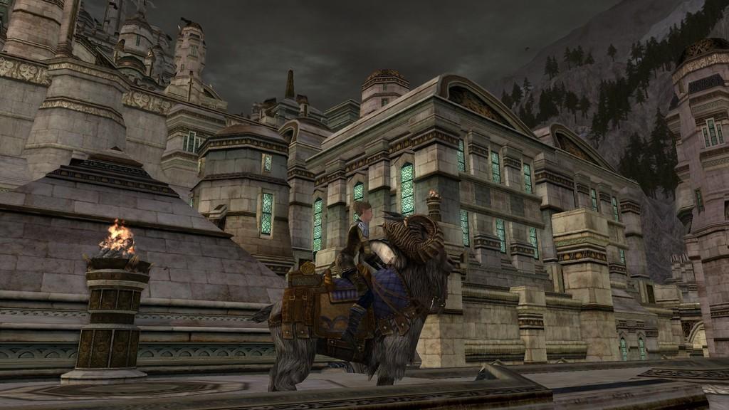 Herr der Ringe Online: Update 17 ist draußen, bringt Minas Tirith